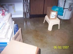 Sewage Damage Cleanup & Sewage Removal